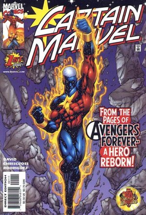 Captain Marvel édition Issues V05 (1999 - 2002)