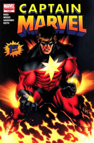 Captain Marvel édition Issues V07 (2008)