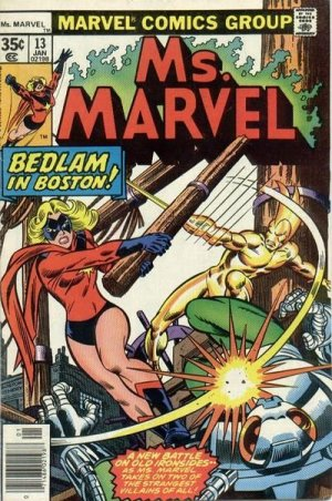 Ms. Marvel 13 - Homecoming!