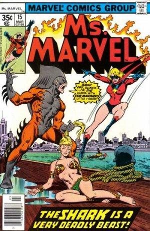 Ms. Marvel # 15 Issues V1 (1977 - 1979)