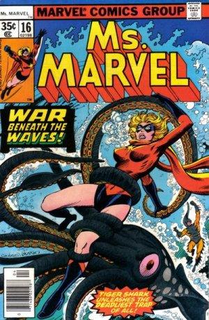 Ms. Marvel # 16 Issues V1 (1977 - 1979)