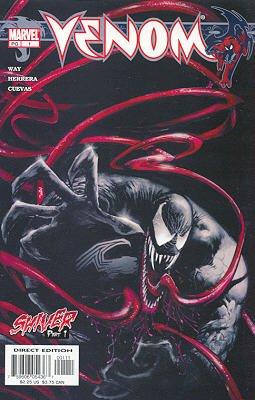 Venom édition Issues V1 (2003 - 2004)