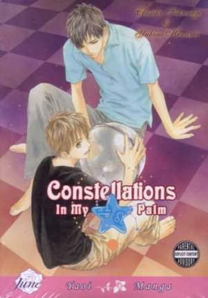 Constellations in my palm édition Usa