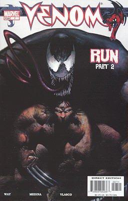 Venom # 7 Issues V1 (2003 - 2004)