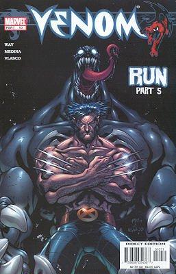 Venom 10 - Run. Part 5