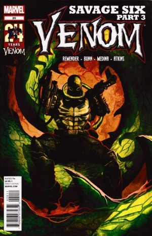 Venom # 20 Issues V2 (2011 - 2013)