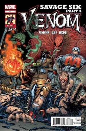 Venom # 21 Issues V2 (2011 - 2013)