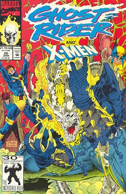 Ghost Rider # 26 Issues V3 (1990 - 1998)