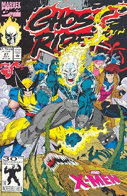 Ghost Rider # 27 Issues V3 (1990 - 1998)