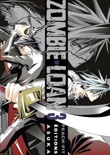 couverture, jaquette Zombie Loan 3  (kazé manga)