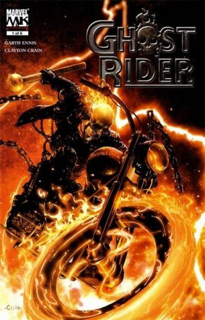 Ghost Rider # 1 Issues V5 (2005 - 2006)
