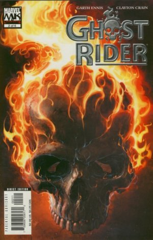 Ghost Rider # 2 Issues V5 (2005 - 2006)