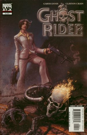 Ghost Rider # 4 Issues V5 (2005 - 2006)