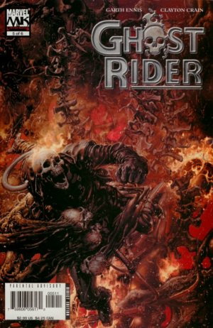 Ghost Rider # 5 Issues V5 (2005 - 2006)