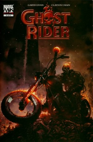 Ghost Rider # 6 Issues V5 (2005 - 2006)