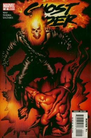 Ghost Rider # 2 Issues V6 (2006 - 2009)