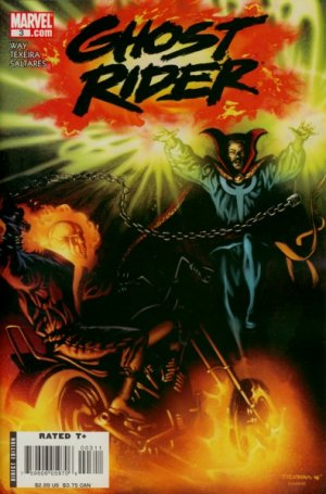 Ghost Rider # 3 Issues V6 (2006 - 2009)