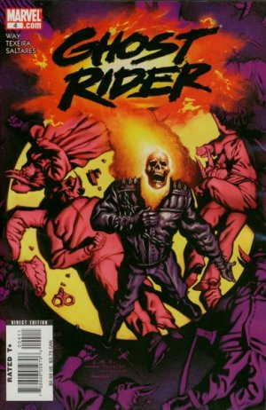 Ghost Rider # 4 Issues V6 (2006 - 2009)