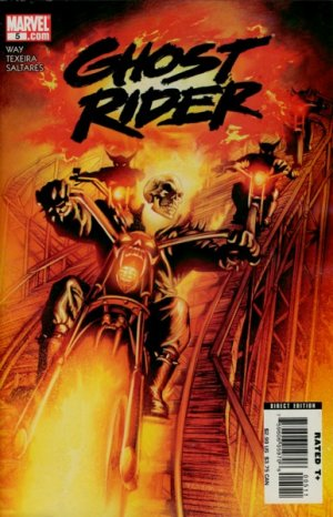 Ghost Rider # 5 Issues V6 (2006 - 2009)