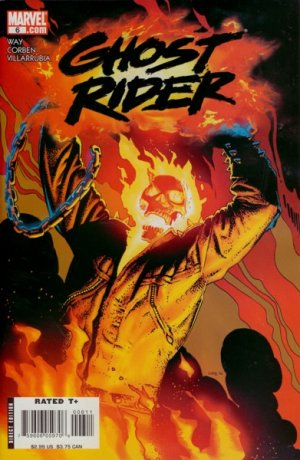 Ghost Rider # 6 Issues V6 (2006 - 2009)
