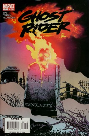 Ghost Rider # 7 Issues V6 (2006 - 2009)