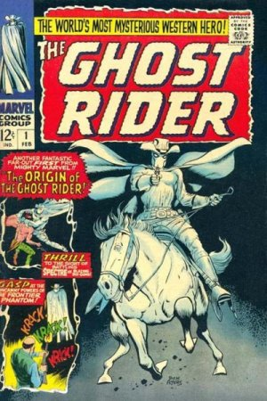 Ghost Rider # 1 Issues V1 (1967)