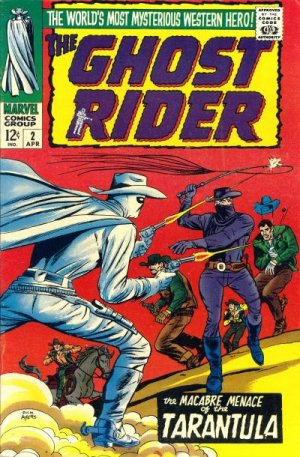 Ghost Rider # 2 Issues V1 (1967)