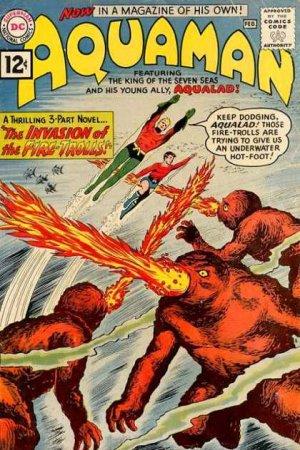Aquaman édition Issues V1 (1962 - 1978)