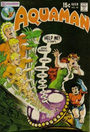 Aquaman # 55 Issues V1 (1962 - 1978)