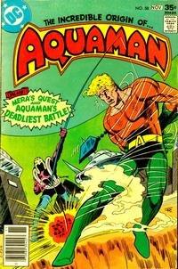 Aquaman # 58 Issues V1 (1962 - 1978)