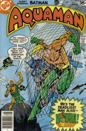 Aquaman # 61 Issues V1 (1962 - 1978)