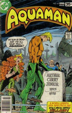 Aquaman # 62 Issues V1 (1962 - 1978)