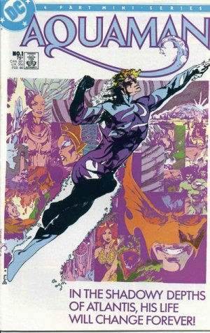 Aquaman édition Issues V2 (1986)