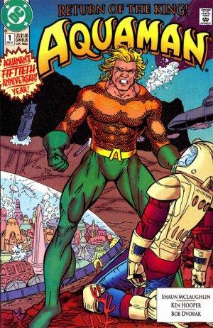 Aquaman édition Issues V4 (1991 - 1992)