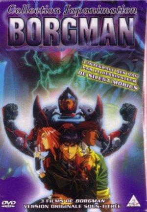 couverture, jaquette Borgman - Last Battle  COFFRET BORGMAN - BORGMAN 2058 (AK Vidéo)