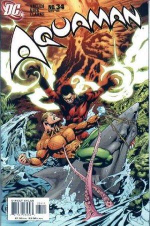 Aquaman # 34 Issues V6 (2003 - 2006)