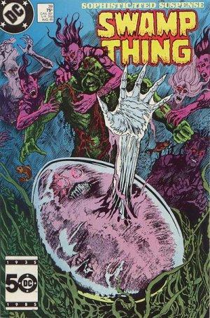 La Créature du Marais # 39 Issues V2 (1985 - 1996)