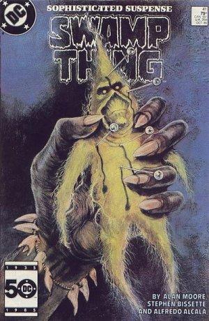 La Créature du Marais # 41 Issues V2 (1985 - 1996)