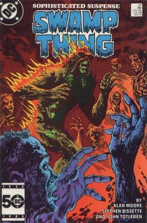 La Créature du Marais # 42 Issues V2 (1985 - 1996)