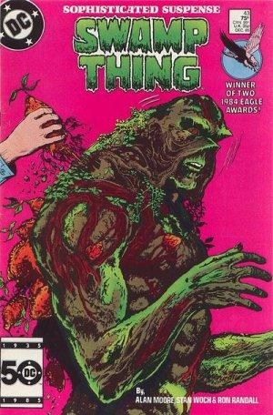 La Créature du Marais # 43 Issues V2 (1985 - 1996)