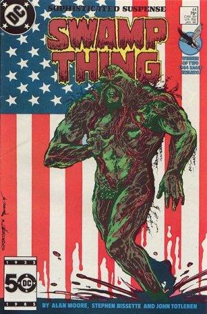 La Créature du Marais # 44 Issues V2 (1985 - 1996)