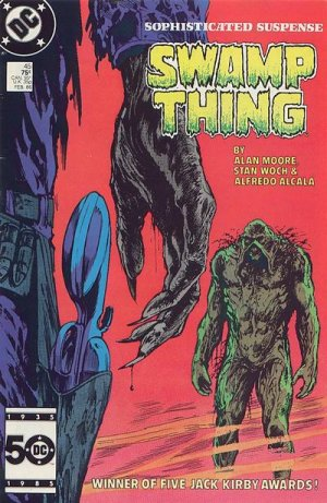 La Créature du Marais # 45 Issues V2 (1985 - 1996)
