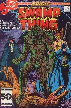 La Créature du Marais # 46 Issues V2 (1985 - 1996)