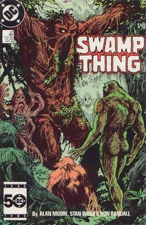 La Créature du Marais # 47 Issues V2 (1985 - 1996)