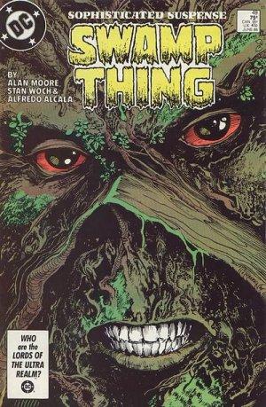 La Créature du Marais # 49 Issues V2 (1985 - 1996)