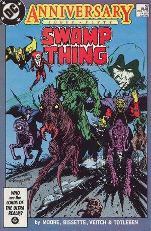 La Créature du Marais # 50 Issues V2 (1985 - 1996)