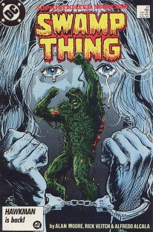 La Créature du Marais # 51 Issues V2 (1985 - 1996)