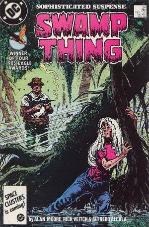 La Créature du Marais # 54 Issues V2 (1985 - 1996)