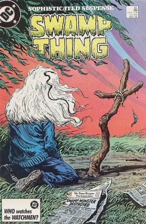 La Créature du Marais # 55 Issues V2 (1985 - 1996)