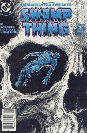 La Créature du Marais # 56 Issues V2 (1985 - 1996)